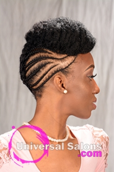 Check Out This Teenage Girl Natural Hairstyle from Ashley Wright & Junie Richie (3)