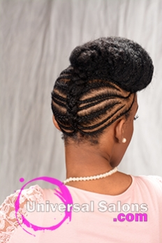 Check Out This Teenage Girl Natural Hairstyle from Ashley Wright & Junie Richie (5)