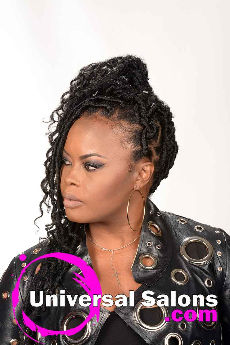 Elegant Faux Locs by Tish Summers (3)