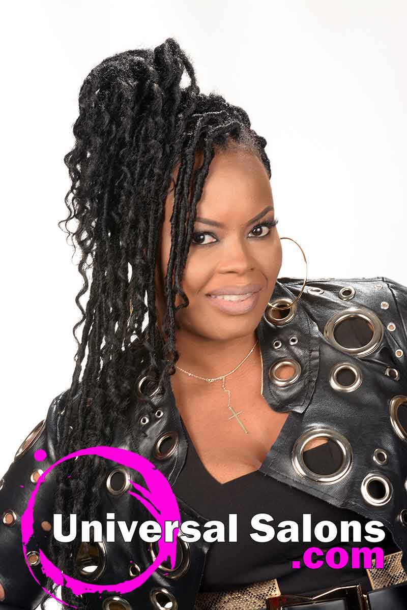 Elegant Faux Locs by Tish Summers (4)