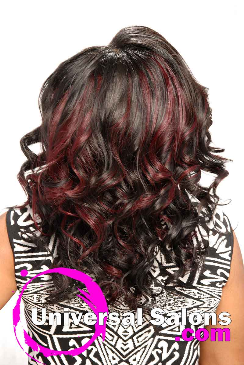 Elegant Long Curly Bob Wig from Denise Granberry (5)