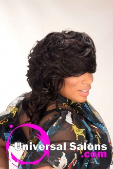 Elegant Sew-In Bob Hairstyle from Nicole Musgrave (4)