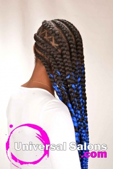 Long, Lemonade Braid Extensions from Jameka Davenport (5)