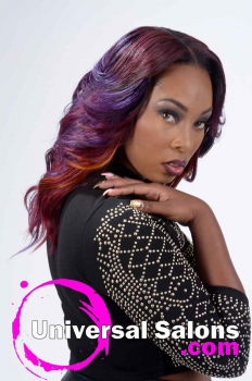 Long Sew-In Weave Hairstyle from Nakia Boykin (3)