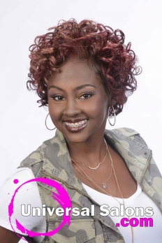 Mid-Length-Curly-Hairstyle-with-Hair-Color-from-Patricia-Clinkscales-(1)