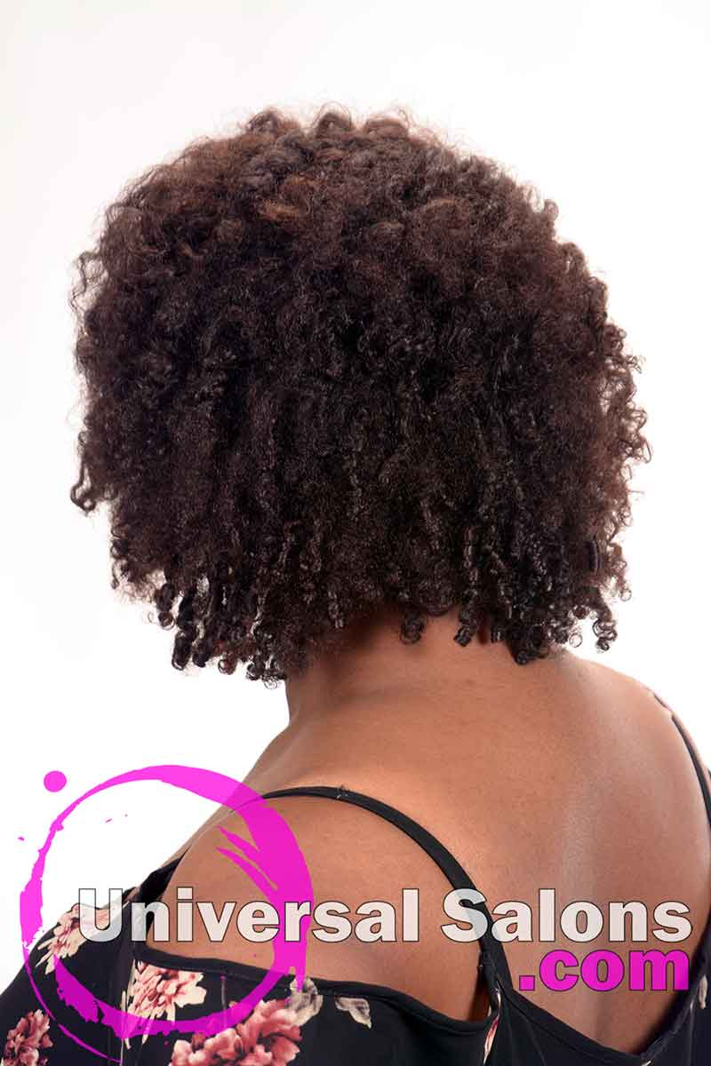 Natural Hairstyle with Curls from Kenya Young (4)