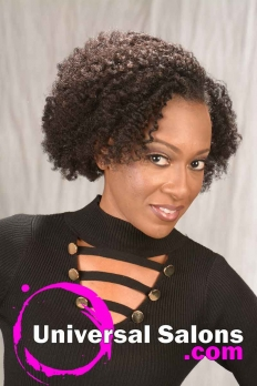 Natural Twist Set Hairstyle from Ashley Wright (2)
