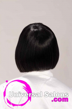 Short Cleopatra Hairstyle for Black Women from Shana Lucky (4)