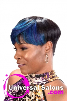 Short Quickweave With Custom Color from K'Shears (3)