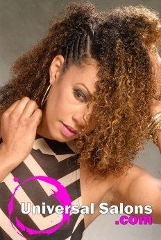 This Curly Natural Hairstyle is Versatile and Chic (2)