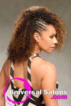 This Curly Natural Hairstyle is Versatile and Chic (5)