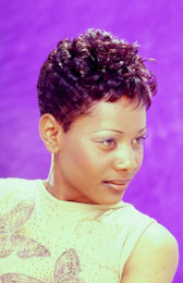 SHORT HAIR STYLES from_TOMMIE BRYANT