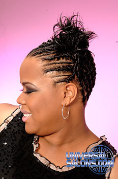 NATURAL HAIR STYLES from ______ LASHONDA HOWARD
