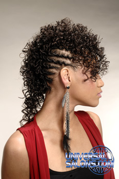 MOHAWK HAIR STYLES_____from____LASHONDA HOWARD!!!!