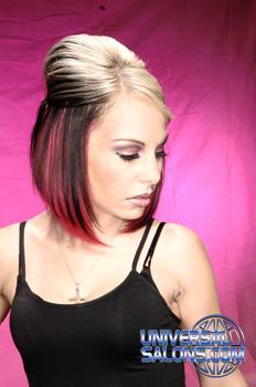 COLOR HAIR STYLES_____from____Morgan McLaren!!!