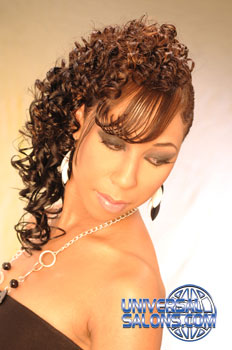 CURLY HAIR STYLES from MARKIETHA M. WALLS-MOTTE