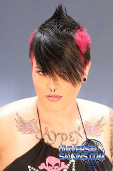 MOHAWK HAIR STYLES from KARRIA TROTTER