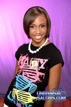 TEEN HAIR STYLES from DRE' RAMSEUR BLANTON