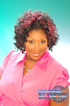 CURLY HAIR STYLES from TASHIA HOWELL