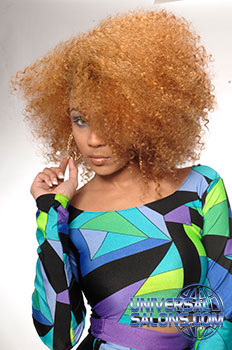 CURLY HAIR STYLES from___________Jasmine Marie Ferguson