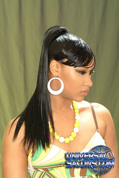 PONYTAIL HAIR STYLES_ from_ COURTNEY GRAVES!!