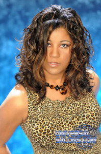 CURLY HAIR STYLES from EARLISIA TORRENCE