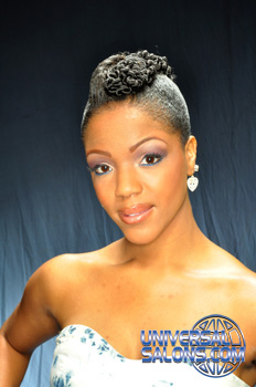 Short Mohawk Hairstyle from Yvette Harris-Peppers