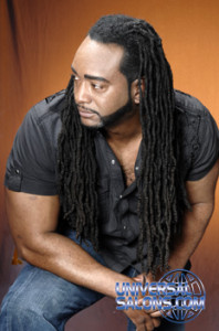 Tammy Herrod's Men's Braids Hairstyle