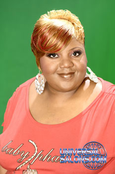 COLOR HAIR STYLES from_____NAKIA RIVERS