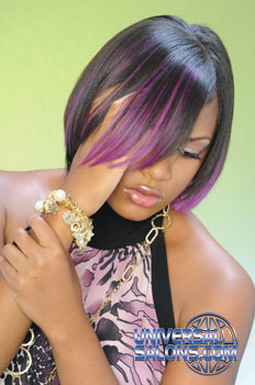 MEDIUM HAIR STYLES from______RENEA SMITH