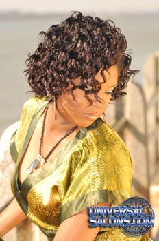 CURLY HAIR STYLES from SHONDA KING