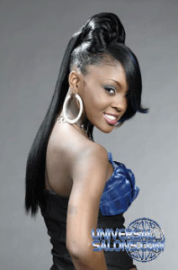 PONYTAIL HAIR STYLES from CONSTANCE#__#_@#_@PURNELL