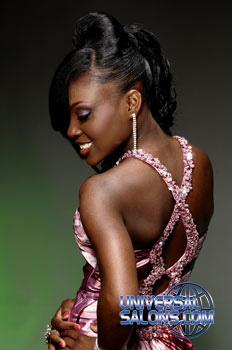 Long Updo Hairstyle from Constance Purnell