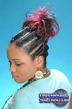TWIST HAIR STYLES__@# from__@ TASHA JAMES!!!!