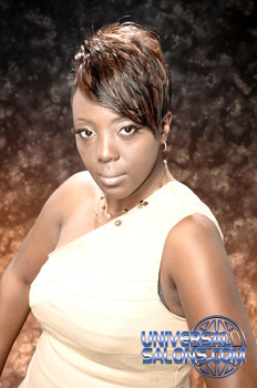 SHORT HAIR STYLES from Shermica Fabers