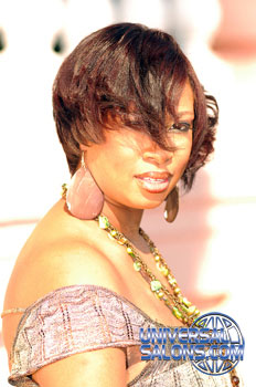 SHORT HAIR STYLES from@_@_@_@SHONDA KING