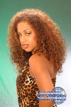 CURLY HAIR STYLES from ERMA STEPHENS