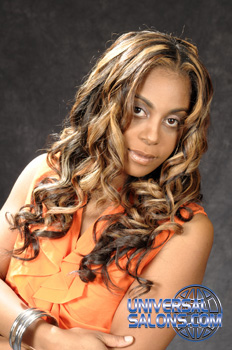 CURLY HAIR STYLES______from______LARHONDA FIELDS!!!!!