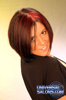 COLOR HAIR STYLES from DANIELLE LAWSON