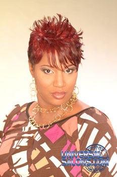 SHORT HAIR STYLES from RICO WILLIAMS