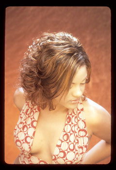 LONG HAIR STYLES from__AGATHA MARTIN-GRIMES