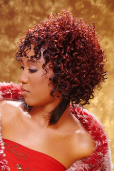 NATURAL HAIR STYLES from LADONNA DRYER