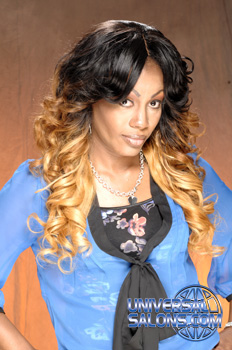 Ombre Hairstyles from Denise Granberry