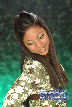 LONG HAIR STYLES from DENISHA AIKEN