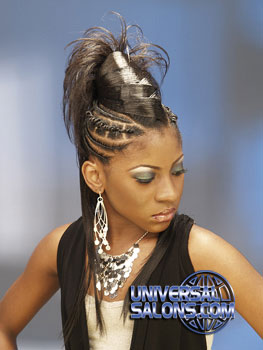 UP DO'S from_AYANNA GRAVES