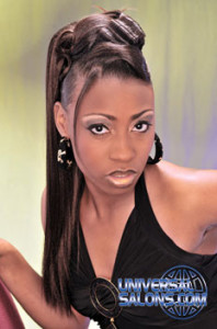 UP DO'S FROM_____CONSTANCE PURNELL