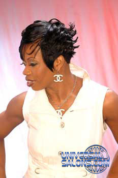 SHORT HAIR STYLES____from _____NIKKI GLASGOW
