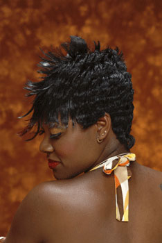 SHORT HAIR STYLES from_@@@ TISHA BUNTING