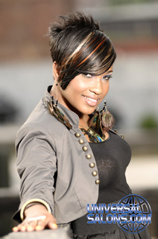 SHORT HAIR STYLES from@_@_#@_@CHONDRA WILSON