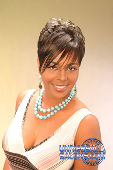 SHORT HAIR STYLES from LASHONDA HOWARD#@_@#
